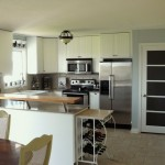 Property Staged Redesign Kitchen After